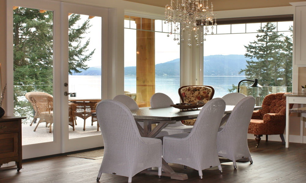 Ocean View Dinning