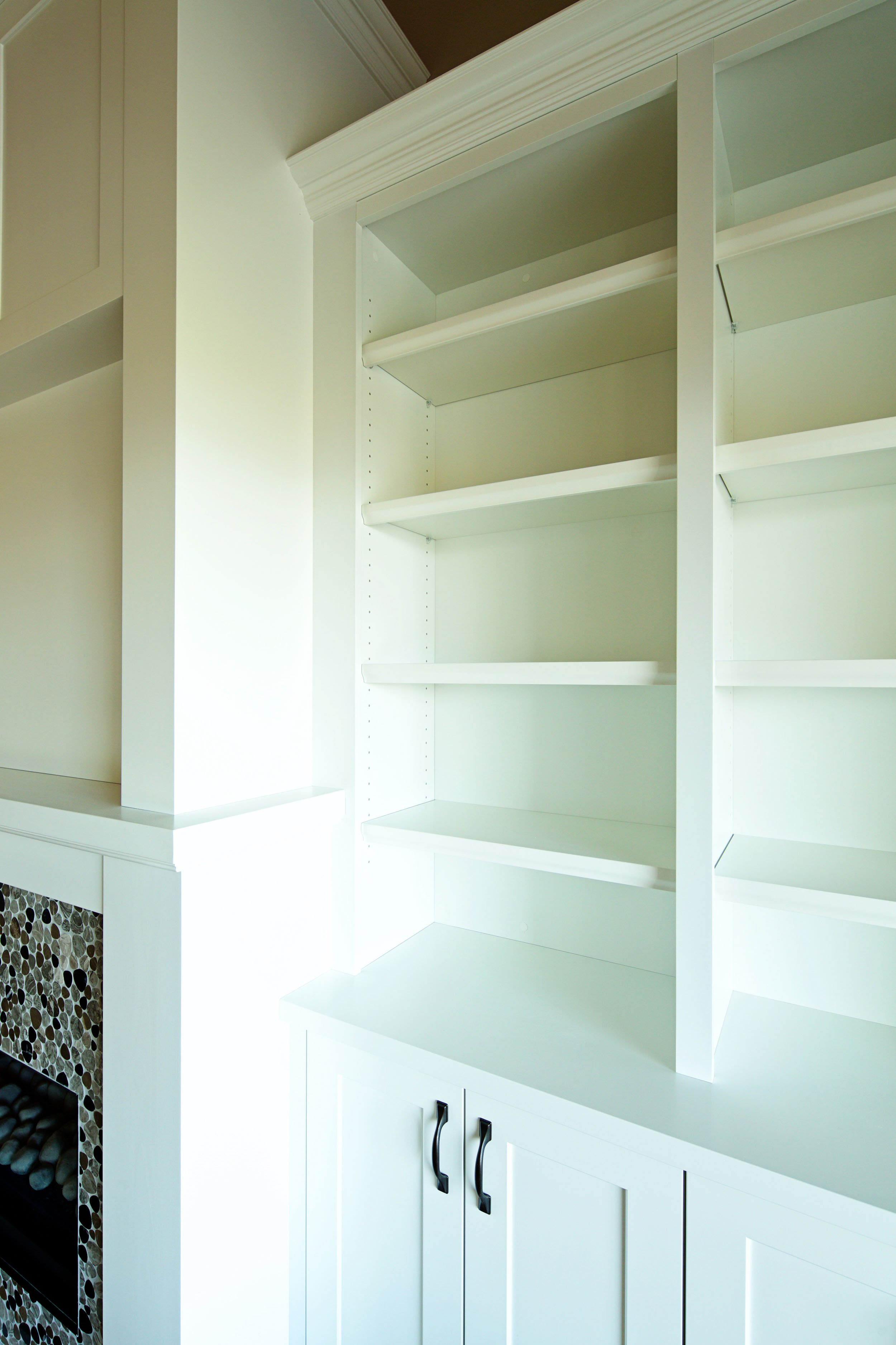 White Bespoke Cabinetry