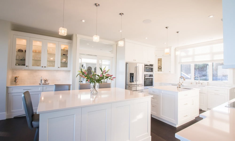 Goldstream Heights Custom Home