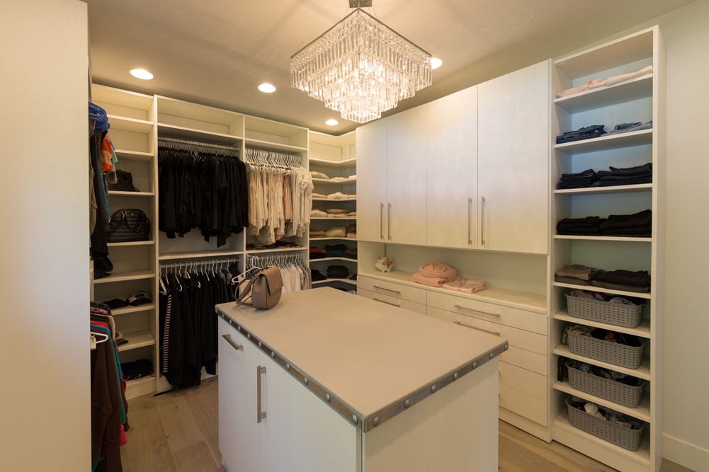 Master Dressing Room - Quamichan Lake, BC