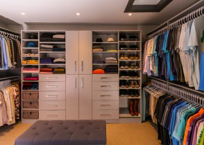 Dressing Room and Shoe storage – Chemainus, BC